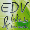 Logo EDV, Web & more